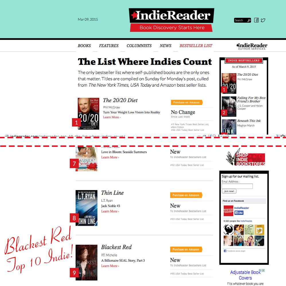 IndieReaderTop10Bestseller